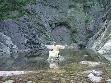中国嵩山少林寺武术学校